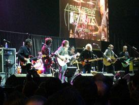 O2 Arena with Paulo Nuttini